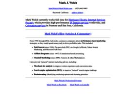 markwelch.com