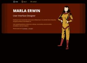 marlaerwin.com