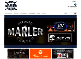 marlermusiccenter.com