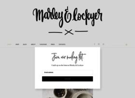 marleyandlockyer.blogspot.com