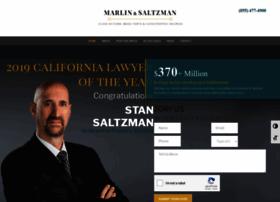 marlinandsaltzman.com