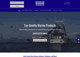 marlinmarinewholesale.com