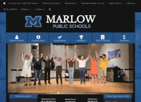 marlow.k12.ok.us