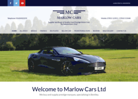 marlowcars.co.uk