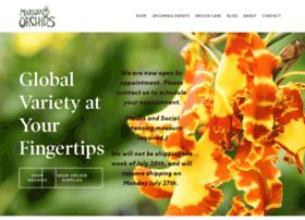 marloworchids.com