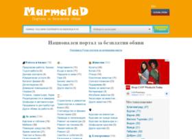 marmalad-bg.com