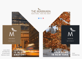 marmara-manhattan.com