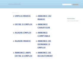 maroc-emploi.net