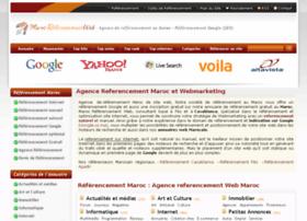 maroc-referencement-web.com
