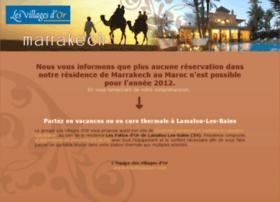 maroc.les-villages-dor.com