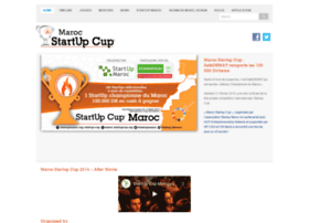 maroc.startupcup.com