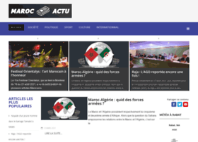 marocactu.com