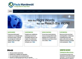 marolewskiwriting.com