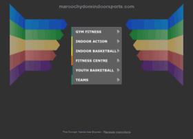 maroochydoreindoorsports.com