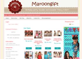 maroongift.com
