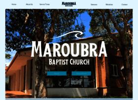 maroubrabaptist.net
