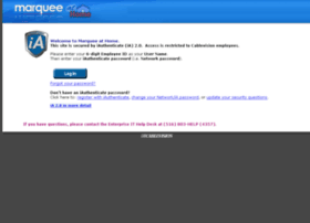 marqueeathome.cablevision.com