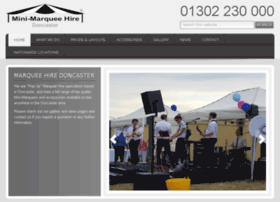 marqueehire-doncaster.co.uk