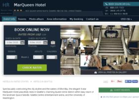 marqueen-seattle.hotel-rez.com