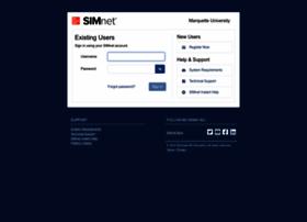 marquette.simnetonline.com