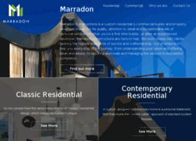 marradonconstructions.com