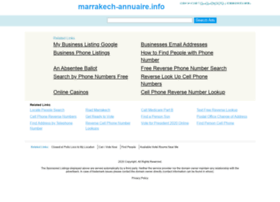 marrakech-annuaire.info
