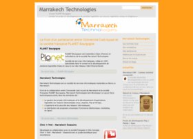 marrakech-technologies.com