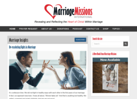 marriage-missions.com