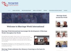 marriage-weekinternational.com