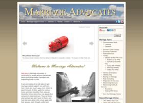 marriageadvocates.com
