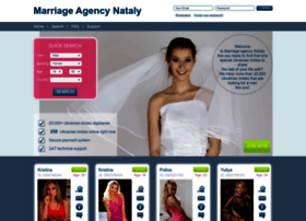 marriageagency-nataly.net