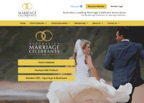 Marriagecelebrants.org.au