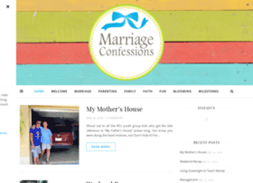 marriageconfessions.com
