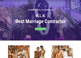 marriagecontractor.in