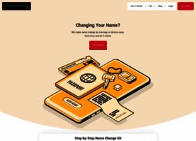 marriagenamechange.com