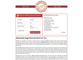 marriagerecords.org