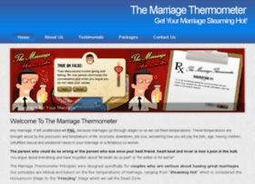 marriagethermometer.com