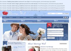 marriagewall.com