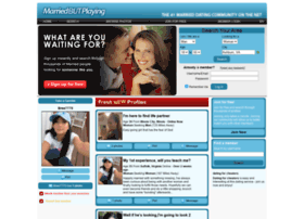 marriedbutplaying.com
