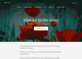 marriedtothearmy.com
