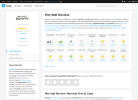 marriotthotels.knoji.com