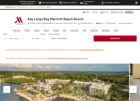 marriottkeylargo.com