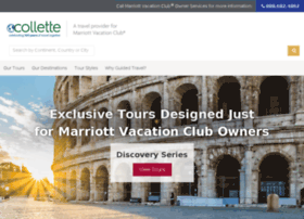 marriottvacationclub.collettevacations.com