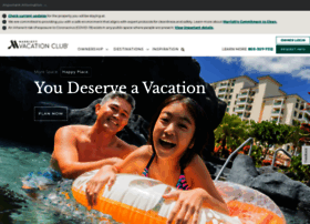 marriottvacationclub.com