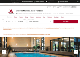 marriottvictoria.com