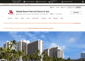 marriottwaikiki.com