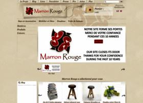 marronrouge.com