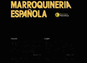 marroquineriaespanola.com