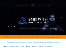 marrowstone.syso.org