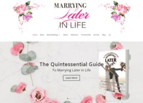 marryinglaterinlife.com